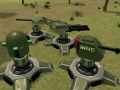 MUC and PI turrets