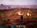 Fictorum Update #42: Fire Beam, Improved Spell Decals, and Fire Manifestation