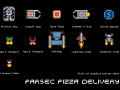 Parsec Pizza Delivery's Graphics & Pixel Art