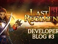 Last Regiment Dev Blog #3 - Making tiles, designing UI, and more game info