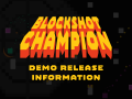 BlockShot Champion Demo - Local Multiplayer Mayhem!