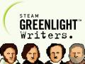 Writers on Steam Greenlight
