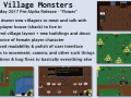 New Alpha version of Village Monsters Out Now