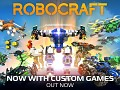 Custom Games Mk1. Update – Out Now!