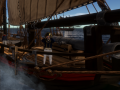 Developer Blog 10 - 2-Gun Schooner. A worthy adversary