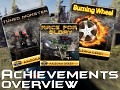 Achievements Overview