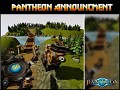 Pantheon Announced!