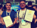 We won Indie Grand Prix and Best Gameplay awards at Pixel Heaven!