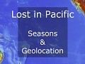 Lost in Pacific - Seasons and GeoLocation