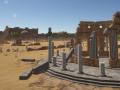 Developer Blog 12 - Desert ruins. An army based map