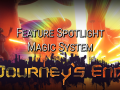 Journey's End Feature Spotlight: Magic