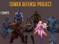 3D Tower Defense Project - My First Game