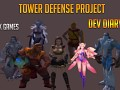 Dev. Diary #1 - 3D Tower Defense Project