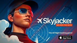Skyjacker – We Own the Skies - AR Flight Tracking Game (iOS)
