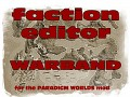 FACTION EDITOR for PARADIGM WORLDS