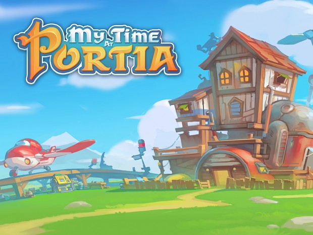 My Time At Portia Alpha 1.0 Live!
