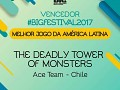 The Deadly Tower of Monsters wins best Latin American game at BIG Festival 2017!