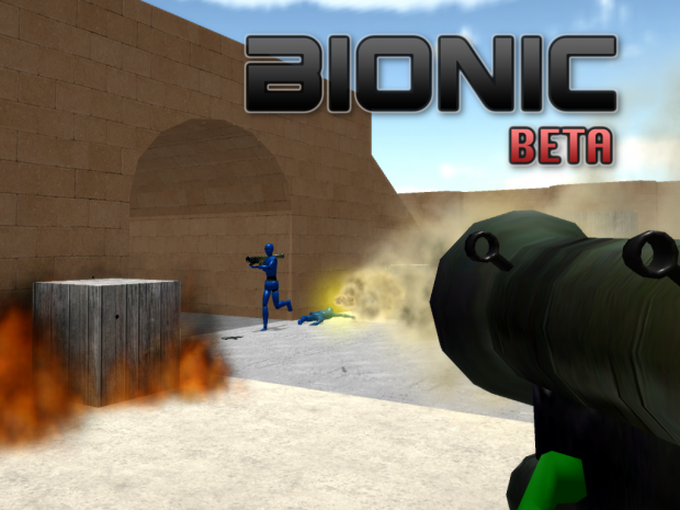 Bionic || Custom Maps, RPG, Radar