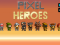 Pixel Heroes - Endless Arcade Runner [iOS/Android]