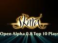 Top 10 Plays - Open Alpha 0.8