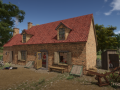 Developer Blog 14 - Arendan river. A countryside village