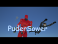 "How did I come up with the name ""PuderSower""?"