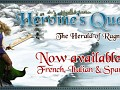 Heroine's Quest - new translations available