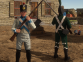 Developer Blog 15 - Coast Guards & Customs. Another military branch