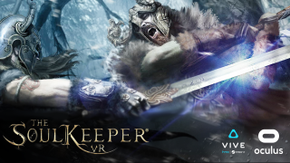 The SoulKeeper VR RPG for VIVE and Rift Early Access on Aug 15