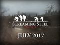 Screaming Steel - July 2017 News