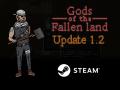 Gods of the Fallen Land - Update 1.2 + Steam Release!