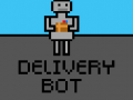 (Mini Project-Delivery Bot) What I Learned Making My First Game Jam Game
