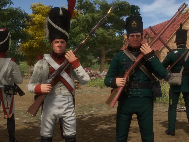 Developer Blog 16 - Guards & Riflemen. The chosen elite