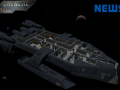 Galactic Crew starts successfully its Alpha test phase and add new languages