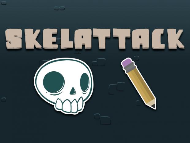 Skelattack - Character Design