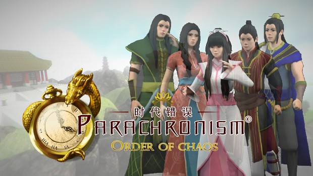 Parachronism is on Indiegogo! (Video Included)