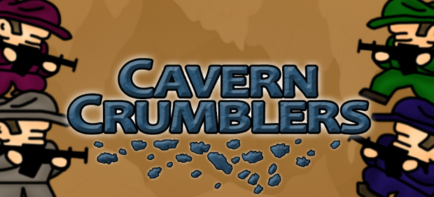Cavern Crumblers available now on Steam