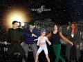 Characters of Twin Moon Galaxy