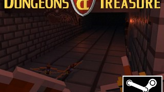 Dungeons & Treasure VR now on steam + work in progress