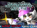 Seven Photos - A Murder Mystery Game inspired by Danganronpa is out on Android/iOS FREE!