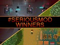 #SeriousMod Winners Announced