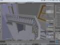 Building a home in Blender and in to Unity