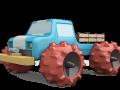 Crazy CarToon Beta article on Indie Gamers Den