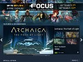 Archaica is now available on Steam