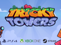 Tricky Towers release on Xbox One!