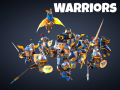 The types of warriors in Horde Attack
