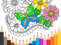 #HoliColoring Coloring Book for Adults v. 2.0.1
