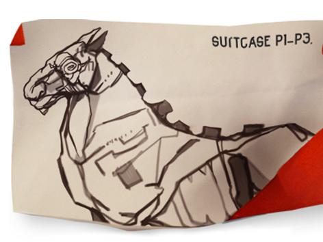 Suitcase P1-P3