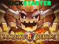 Dungeons & Treasure VR on Kickstarter
