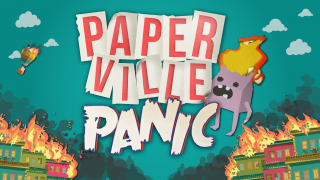 "Paperville Panic Live & ""Coming Soon"" On Steam!"
